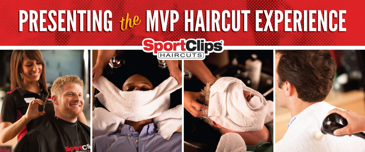 The Sport Clips Haircuts of Brier Creek MVP Haircut Experience